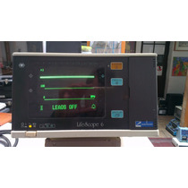 Monitor Cardiaco Nihon Kohden Mod Life Scope 6 $ 60.000