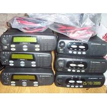 Motorolas Pro Vhf 64 Canales Con Pantalla Microfono Y Cab