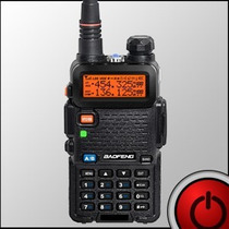 Radio Handy Baofeng Uv-5r Silicon Case De Regalo !!!