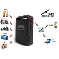 Gps Tracker 102 (para Personas, Mascotas, Vehiculos)