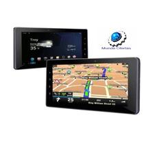 Tablet De 7 Android. 3 En 1 Con Gps Satelital Y Tv Digital