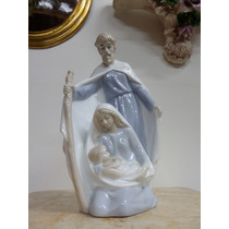Porcelana Española Nacimiento