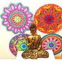 Buda Siddharta Meditación Relajación India Adorno