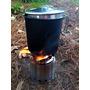 Estufas Camping / Trekking Aleña Y Biomasa. Nuevas. En Acero