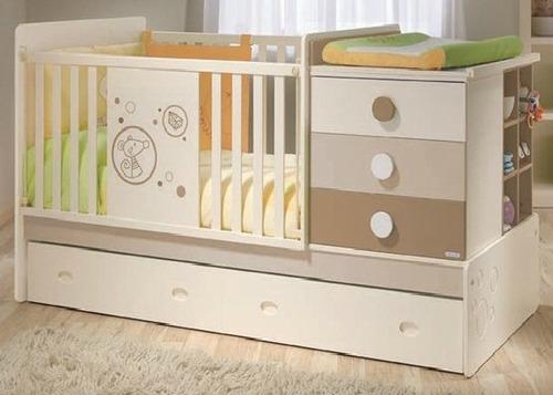 Exclusivas y hermosas convertibles cama nido escritorio - Camas convertibles bebe ...