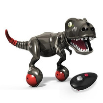 Zoomer Dino Control Remoto Negro