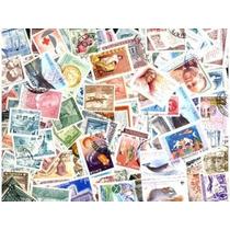 Ofertón # 117, Chile 100 Sellos Usados Emitidos Post 1960