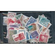 Ofertón # 001, 100 Sellos Diferentes De Chile Mint