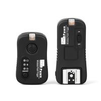 Flash Trigger Receptor Y Transmisor Para Nikon Marca Pixel