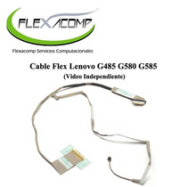 Cable Flex Lenovo G485 G580 G585 (video Independiente)
