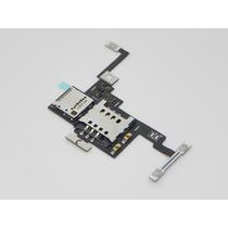 Flex Lector De Simcard Y Micro Sd Lg P880 Optimus 4x Hd