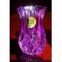 Florero Violetero Cristal D´arques Púrpura En Caja Original