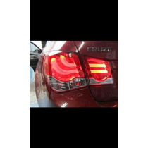 Focos Traseros Led Chevrolet Cruze