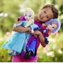 Muñecas Frozen Elsa Y Anna Plush 50cm Disney Niñas Peluche
