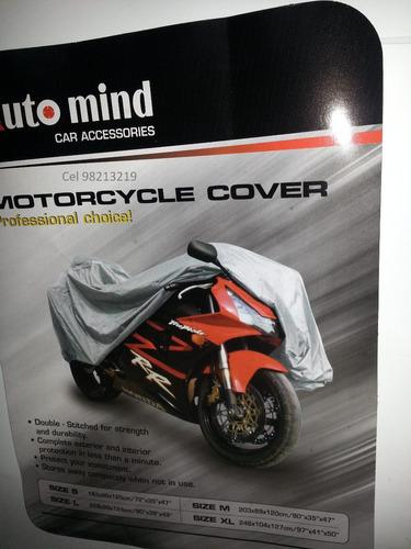 fundas para motos: