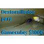 Destornillador Triwing Tri Wing Tres Puntas Para Gamecube