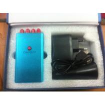 Bloqueador Gsm+3g+gps-celular Profesional + Fácil Uso