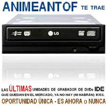 Grabador Dvd Interno Ide In Box - Con Cable Ide Y Accesorios