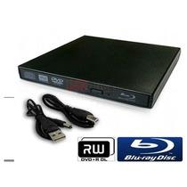 Grabador Externo Slim De Blu Ray, Nuevos Y Sellados Usb 3.0