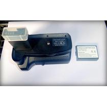 Grip Alternativo Para Canon T3 Y T5 Más Batería Alternativa