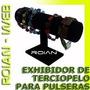 Exhibidor De Terciopelo Para Pulseras Relojes Cadenas Joyas