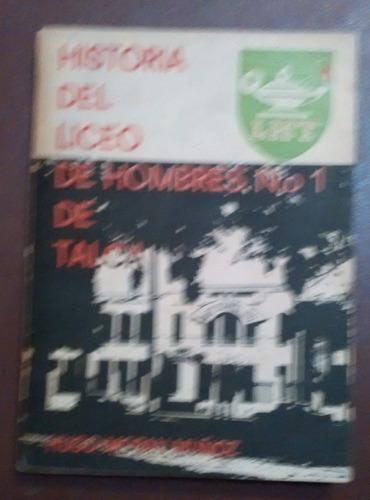 liceo n 1 de santiago: