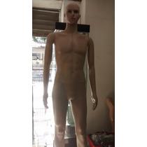 Maniqui Exhibidor Completo De Hombre