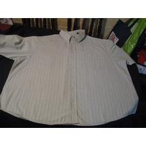 Camisa Puritan Talla 3xl Manga Corta