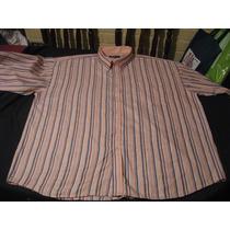 Camisa Lorenzo Zanteli Talla 3xl Manga Corta