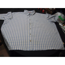 Camisa Sport Levi Strauss Talla 3xl Manga Corta Impecable