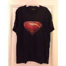 Polera Superman Dc Cómics