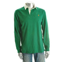 Polera Manga Larga Polo By Ralph Lauren Original Talla L