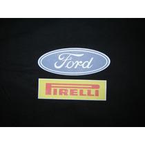 Polera Ken Block Ford Monster Pirelli Castrol Dc