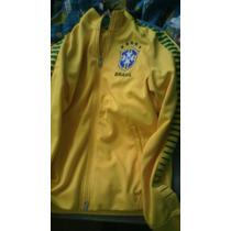 Poleron Nike De Brasil Talla S