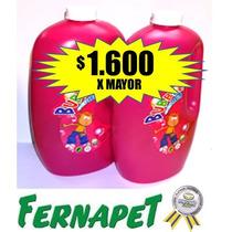 Liquido Para Maquina De Burbujas, Importado, 1lt. B