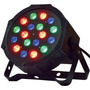 Pack 3 Focos Par 18 Led Alta Luminosidad Rgb Audioritmico