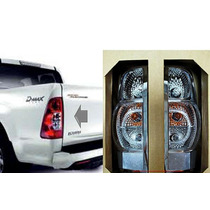 Focos Traseros Led Chevrolet Dmax