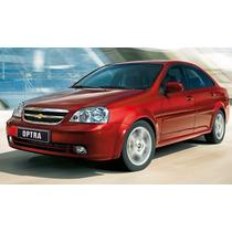 Neblineros Chevrolet Optra 2006-2008 Kit Completo