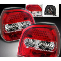 Focos Altezza Con Led Vw Golf A3 92-98