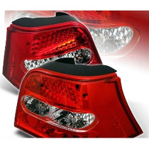Focos Altezza Con Led Vw Golf A4 99-07
