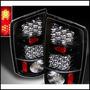 Focos Altezza Blk Con Led Dodge Ram 1500/2500