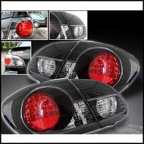 Toyota Corolla Focos Altezza Con Leds !!!