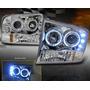 Opticos Con Angel Eyes Ford F250