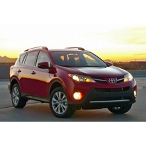 Neblineros Toyota Rav 4 2013-2014 Kit Completo Instalacion