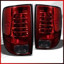 Focos Traseros Led Dodge Ram 2009-2014