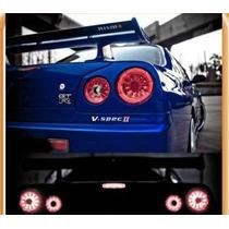 Focos Con Led Nissan Skyline R34