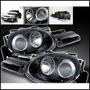 Opticos Blk Con Angel Eyes Dodge Neon 95-99