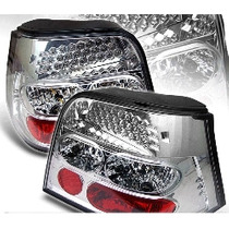 Focos Altezza Con Led Vw Golf 99-07 A4