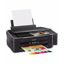 Impresora Epson L220 Multifuncional Con Sistema Continuo