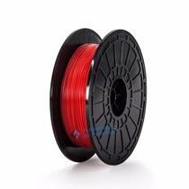 Filamento Abs Rojo (rollo 1kg) - Impresora 3d